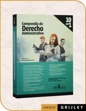 Compendio de Derecho Administrativo (10 en 1)