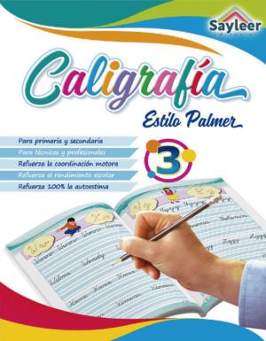 Colección: Caligafría Palmer N° 3