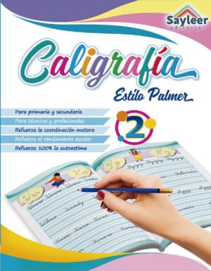 Colección: Caligafría Palmer N° 2