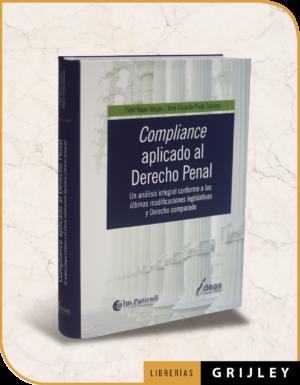 Compliance Aplicado al Derecho Penal