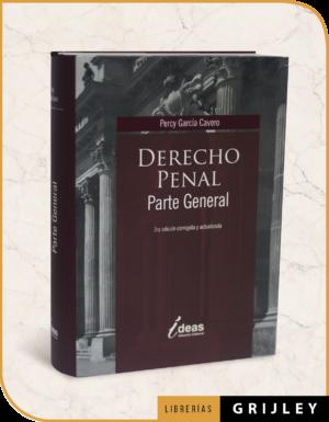 Derecho Penal Parte General (3era Edición Corregida y Actualizada)