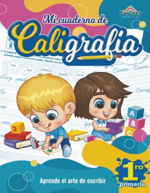 Colección: Cuadernos de Caligrafía N°1