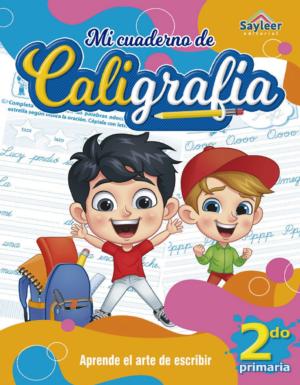Colección: Cuadernos de Caligrafía N°2